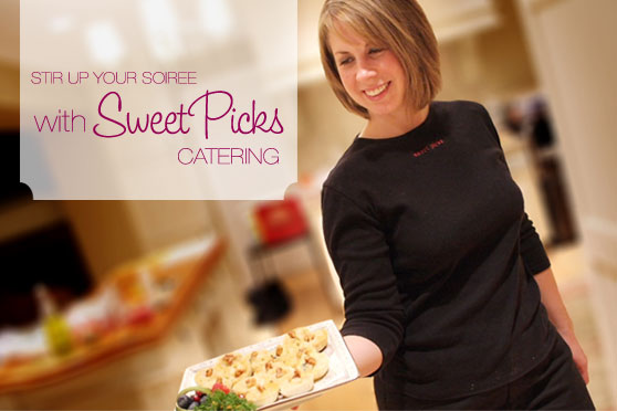 Stir up your soiree with Sweet Picks catering
